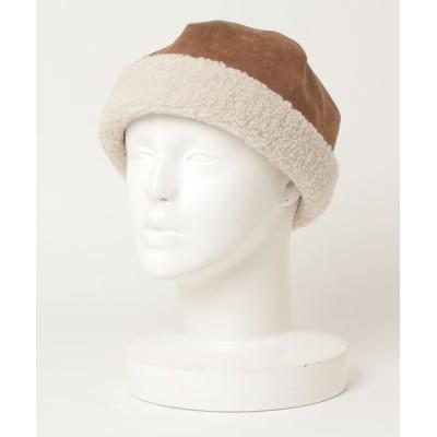 yield / 【Lovable】Boa Roll Cap LCN-U17538 WOMEN 帽子 > キャップ