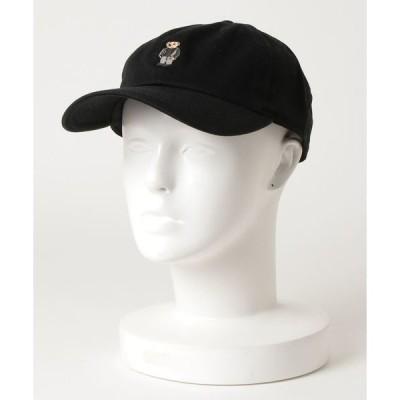 帽子 キャップ ROSTER BEAR/別注スーツベアCAP
