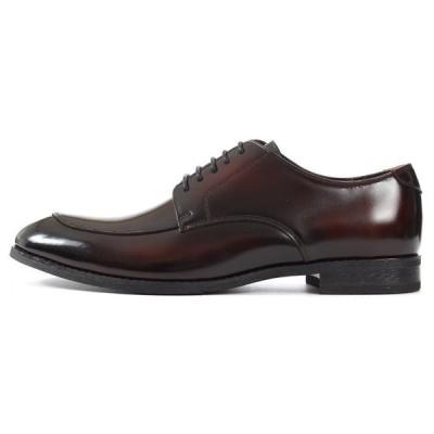 即日発送可 FRANCO LUZI 2000 フランコルッチ 日本製 牛革 紐 Uチップ メンズ ビジネスシューズ  本革 革靴 社会人 紳士靴 結婚式 靴 ボルドー