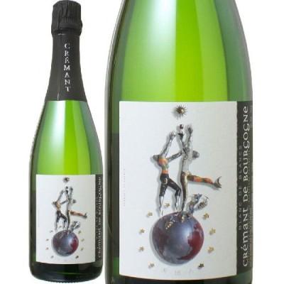 ワイン スパークリング クレマン・ド・ブルゴーニュ ブラン・ド・ブラン NV ルー・デュモン 白 wine