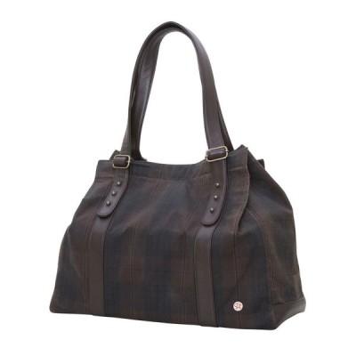 トーケン Token レディース トートバッグ バッグ Crescent Waxed Tote Bag Multi