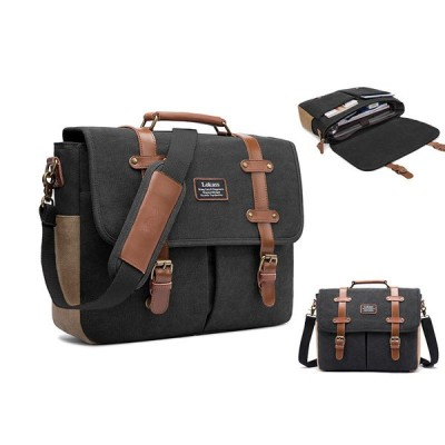 アタッシュケース ブリーフケース ビジネスバック メンズ ショルダーバッグ PCバッグ 通勤バッグ 通学バッグ お仕事 A4 ビジカジ 軽量 ズック