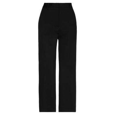 BRAG-WETTE パンツ ブラック 42 コットン 98% / ポリウレタン 2% パンツ