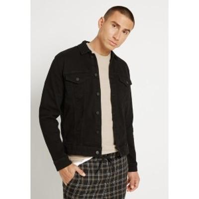 オンリーアンドサンズ メンズ ジャケット&ブルゾン アウター ONSCOME TRUCKER   - Denim jacket - black denim black denim