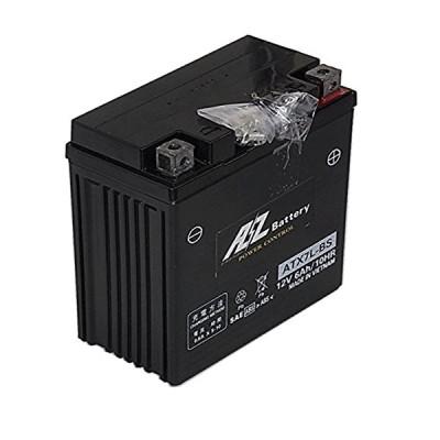 AZ エーゼットバッテリー ATX7L-BS 液入・充電済み・互換品:ユアサ YTX7L-BS