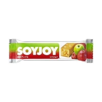 【×6本 定形外郵便】大塚製薬 SOYJOY(ソイジョイ) 2種のアップル 30g