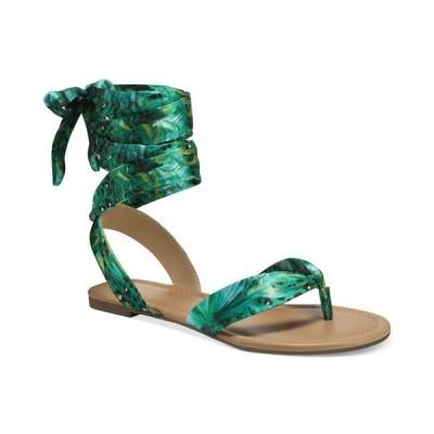 タリア ソディ レディース サンダル シューズ Joleyn Scarf Tie Flat Sandals