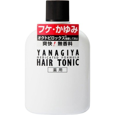 柳屋本店 柳屋薬用ヘアトニック フケ・かゆみ用 1本