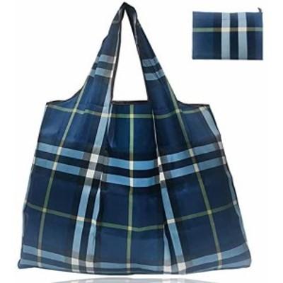 エコバッグ 折りたたみ 買い物袋 - ショッピングバッグ 防水エコバッグ iTTZQ メンズ レディース 通用 男女兼用 大容量ハンドバッグ (チ
