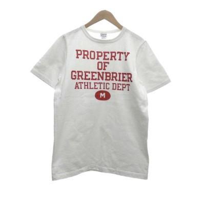 champion USA製 半袖Tシャツ ホワイト サイズ:M (堅田店) 200402