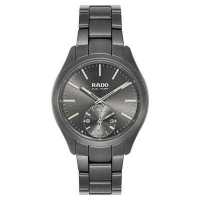 ラド— 腕時計 Rado メンズ R32103182 HyperChrome 41mm Black Dial Ceramic Watch