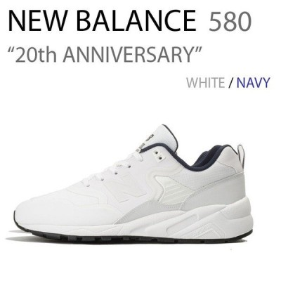 New Balance 580 20周年 ニューバランス ミタヘク MRT580TW シューズ スニーカー 新品未使用 新古品