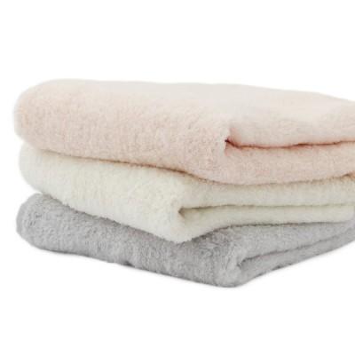 バスタオル 綿100% タオル 吸水速乾|マシュマロ スモールバスタオル 50×100cm ふわふわ無撚糸 KEYUCA ケユカ
