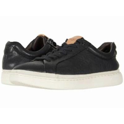 (取寄)アグ メンズ スニーカー ロウ UGG Men's Sneaker Low Black Leather
