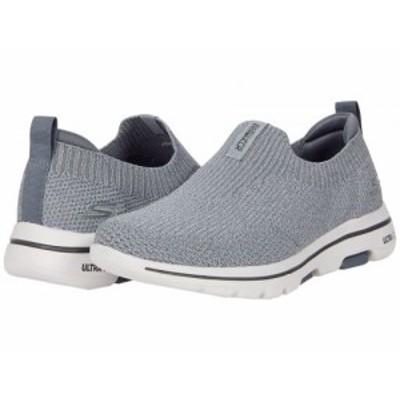 SKECHERS Performance スケッチャーズ メンズ 男性用 シューズ 靴 スニーカー 運動靴 Go Walk 5 216042 Grey【送料無料】