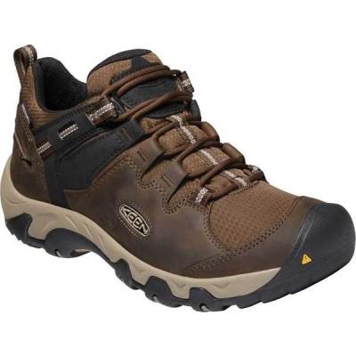 キーン メンズ ブーツ・レインブーツ シューズ Steens Waterproof Hiking Boot