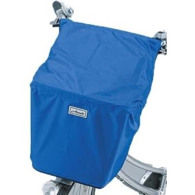 【納期目安:1週間】MARUTO OTM-15090 自転車 バスケットエプロン ブルー D-3F (OTM15090)
