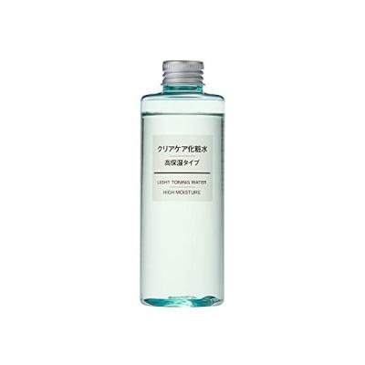 無印良品 クリアケア化粧水 高保湿タイプ 200mL 44293720 リキッド