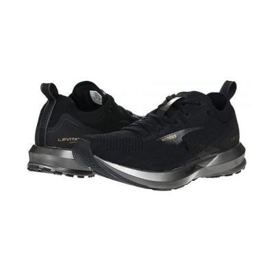 Brooks ブルックス レディース 女性用 シューズ 靴 スニーカー 運動靴 Levitate 3 - Black/Ebony