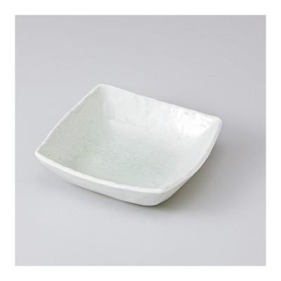 和食器 緑風 四角中鉢 中鉢 ボウル おうち ごはん うつわ 陶器 カフェ 日本製 おしゃれ 煮物 サラダ