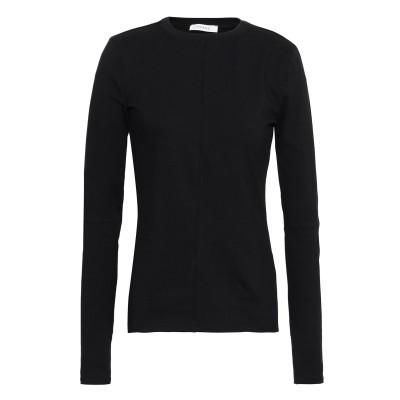 フレームデニム FRAME T シャツ ブラック XS コットン 87% / ポリウレタン 13% T シャツ
