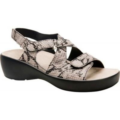 ドリュー Drew レディース シューズ・靴 Abby Silver/Black Viper