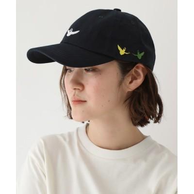 BASESTATION / MARK GONZALES マークゴンザレス 別注 ローキャップ CAP WOMEN 帽子 > キャップ