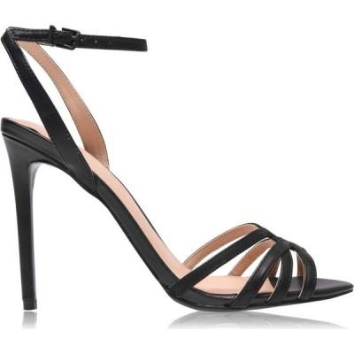 ファイヤートラップ Firetrap レディース ヒール シューズ・靴 Blackseal Tansey Heels Black