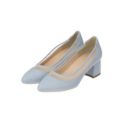 a.v.v (アーヴェヴェ) レディース 靴 ライトブルー S