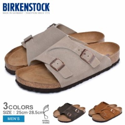 ビルケンシュトック サンダル メンズ チューリッヒ BS シューズ 靴 BIRKENSTOCK ZURICH BS