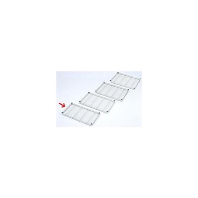 【メーカー直送】アイリスオーヤマ/メタルミニ 19mm専用棚板 幅550mm×奥行300mm【代引不可】