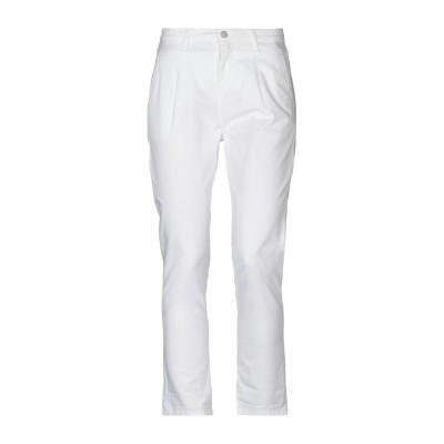 TWENTY EASY by KAOS パンツ ホワイト 25 コットン 98% / ポリウレタン 2% パンツ