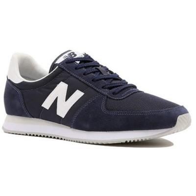 ニューバランス(New Balance) メンズ レディース スニーカー ネイビー U220 AB2 D 靴 シューズ カジュアル おしゃれ
