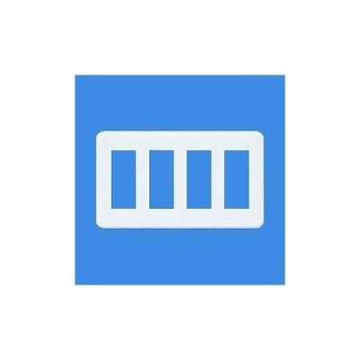 パナソニック WTF7012W コンセントプレート4連用(12コ用)