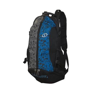 SPALDING(スポルディング) Cager Bag(ケイジャーバッグ) グラフィティー/ブルー