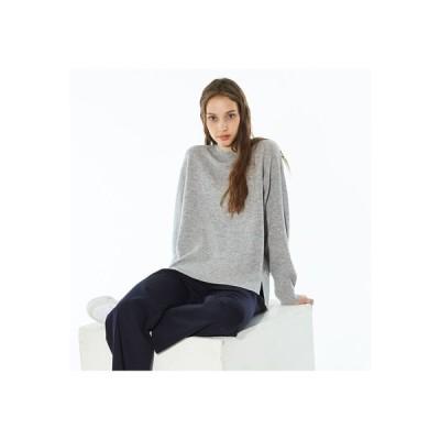 LACOSTE / カシミアブレンドSUPER140s'ニットセーター
