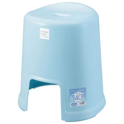 リス H&H 風呂椅子(400)(ブルー) HOME&HOME GREL220 返品種別A