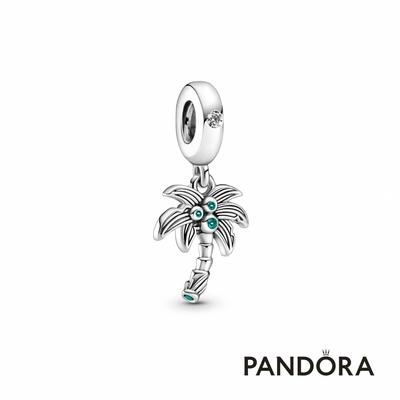 【Pandora官方直營】椰林樹影吊飾
