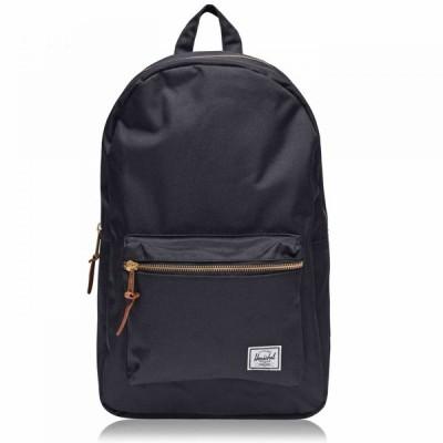 ハーシェル サプライ Herschel Supply Co メンズ バックパック・リュック バッグ Settlement Backpack Black