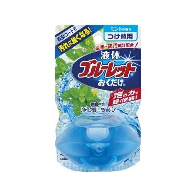 小林製薬 液体ブルーレットおくだけ つけ替 ミントの香り 70ml【トイレ掃除/トイレ用洗剤】