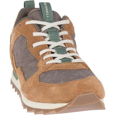 メレル スニーカー メンズ シューズ Merrell Men's Alpine Sneaker Shoe Tobacco