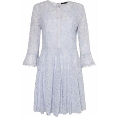 フレンチコネクション French Connection レディース パーティードレス ワンピース・ドレス derna drape fluted dress Blue
