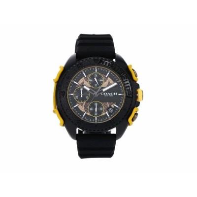コーチ 腕時計 アクセサリー メンズ C001 - 14602491 Black
