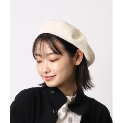 salle de bal / サーモベレー帽 WOMEN 帽子 > ハンチング/ベレー帽