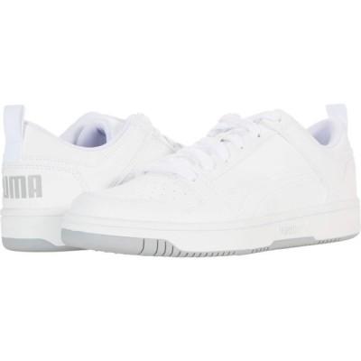 プーマ PUMA メンズ スニーカー シューズ・靴 Rebound LayUp Low SL Puma White/High-Rise