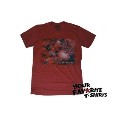 Tシャツ トランスフォーマー Transformers Air Battle Vintage G1 Toy Box Art Adult T Shirt