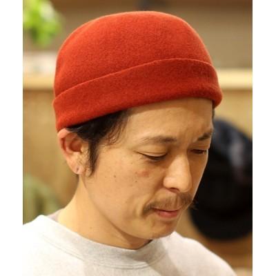 GOOD DEAL / Boiled Wool Toque WOMEN 帽子 > ニットキャップ/ビーニー