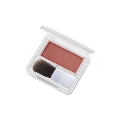 ちふれ化粧品 パウダーチーク ブラシ付 570 レッド系 (2.5g) CHIFURE ほお紅