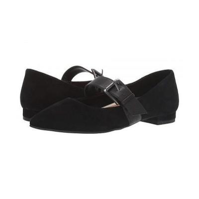 Aerosoles エアロソールズ レディース 女性用 シューズ 靴 フラット Final Score - Black Suede
