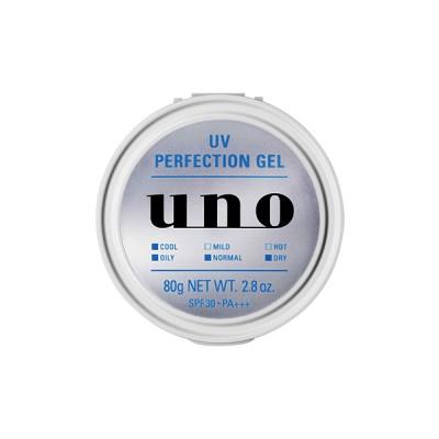 資生堂 UNO ウーノ UVパーフェクションジェル 80g ヘアケア・スタイリング